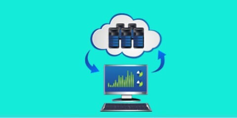 application hosting service