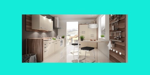 modular kitchen cleaning-service