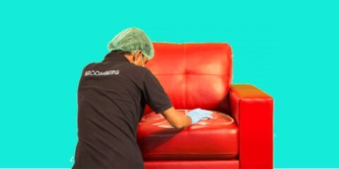 office sofa cleaning service